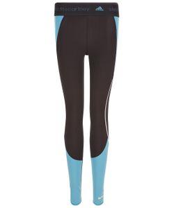 Adidas by Stella McCartney   Black Contrast Panel Running Tights