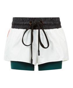 No Ka' Oi | Coral Colour Block Hilo Short