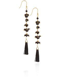 Rosantica   Beaded Etna Earrings