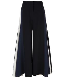 Peter Pilotto   Contrast Panel Cady Culottes