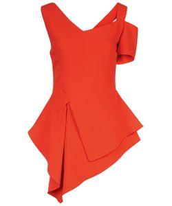 Antonio Berardi | Lobster Asymmetric Peplum Top