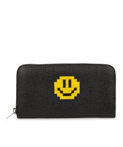 Les Petits Joueurs | Smiley Face Continental Wallet