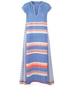 Lemlem | Stripe Cotton Elsi Caftan Dress