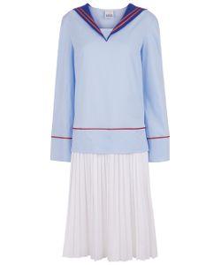 Arthur Arbesser | Multi Colour Block Maxi Dress