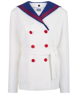 Arthur Arbesser | Double Breasted Sailor Jacket