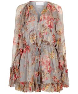 Zimmermann | Mercer Floating Playsuit
