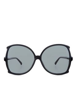 Linda Farrow | Oversized Butterfly Sunglasses