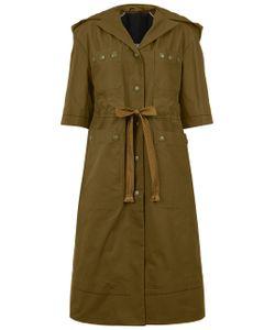 Sonia Rykiel | Cotton Ripstop Reversible Coat