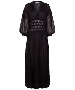 Sonia Rykiel | Burnout Knit Maxi Dress