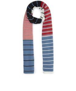 Sonia Rykiel | Multi Stripe Wool Scarf