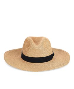 Filù Hats | Natural Straw Batu Tara Fedora Hat