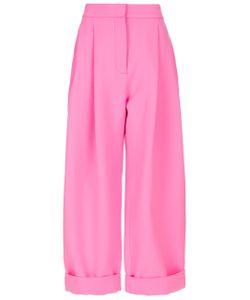 Natasha Zinko   Bubblegum Turn-Up Carrot Trousers