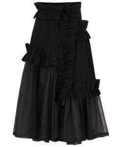Paskal   Combo Frill Appliqu Skirt