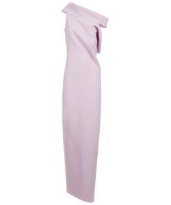 Maticevski   Lilac Instinctive One Shoulder Gown