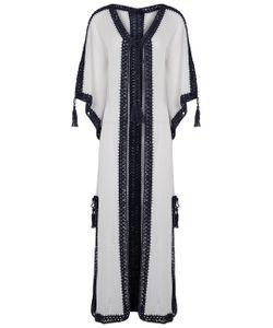 Anna Kosturova | Navy Heika Crochet Kimono