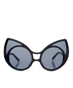 Linda Farrow | Pointed Cat Eye Sunglasses