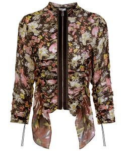 3.1 Phillip Lim | Multi Silk Meadow Print Jacket