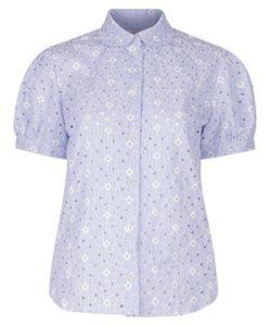 Shrimps | Pale Cut-Out Eugenie Shirt