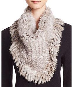 Jocelyn | Rabbit Fur Scarf 100 Exclusive