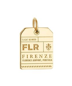 Jet Set Candy | Flr Florence Luggage Tag Charm
