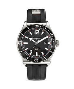 Salvatore Ferragamo | 1898 Sport Stainless Steel Watch 43mm