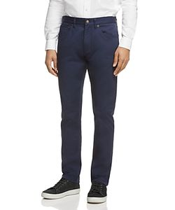 Brooks Brothers | Selvedge Twill Five Pocket Slim Fit Pants