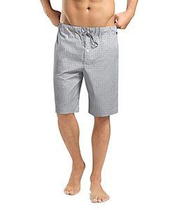 HANRO | Check Lounge Shorts