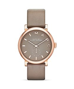 Marc Jacobs | Marc By Baker Strap Watch 36.5mm