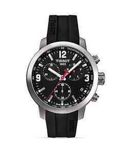 Tissot   Prc 200 Chronograph Quartz Sport Watch 41mm