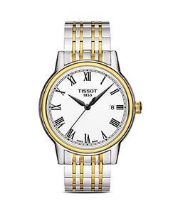 Tissot   Two-Tone Carson Watch 40mm