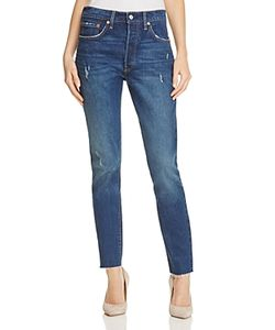 Levi's | 501 High Rise Skinny Jeans In