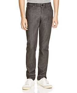 Z Zegna | Denim Slim Fit Stretch Jeans