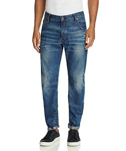 G-Star Raw | Attacc Slim Fit Jeans In Dark Aged