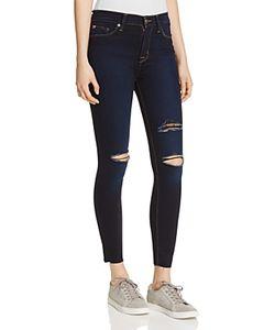 Hudson   Skinny Ankle Jeans In