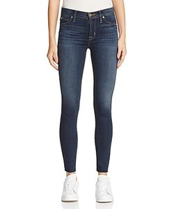 Hudson | Raw Ankle Skinny Jeans In