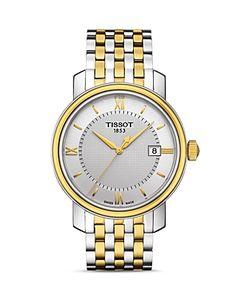 Tissot   Bridgeport Quartz Watch 40mm