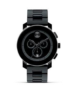 Movado Bold   Large Chronograph Watch 43.5mm
