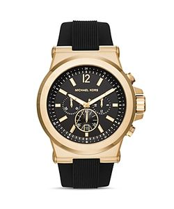 Michael Kors | Dylan Silicone Watch 48mm