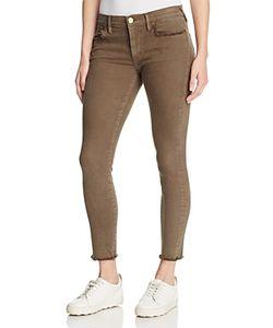 True Religion | Halle Super Skinny Crop Jeans In