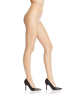 DKNY   Beyond Nudes Sheer-To-Waist Tights