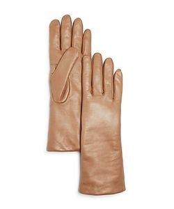 Bloomingdale's | Cashmere Lined Leather Gloves 100 Exclusive