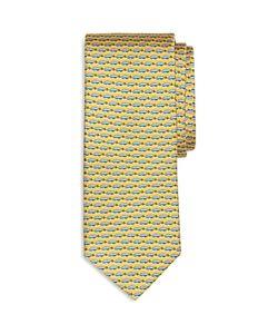 Brooks Brothers | Speedboat Print Classic Tie
