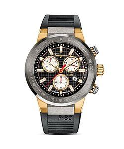 Salvatore Ferragamo | F-80 Ion Plated Titanium Watch 44mm