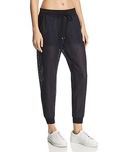 Koral | Double Layer Mesh Jogger Pants