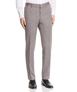 Boss Hugo Boss   Solid Slim Fit Trousers
