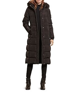 Ralph Lauren | Lauren Hooded Puffer Coat