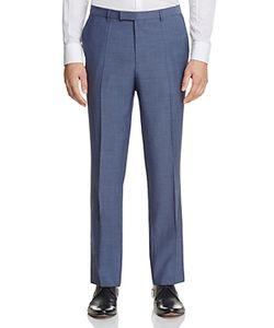 Hugo   Solid Regular Fit Trousers