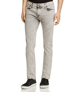 Blk Dnm | Slim Straight Fit Jeans 5 In