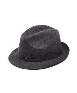 Paul Smith | Hole Punch Felt Hat