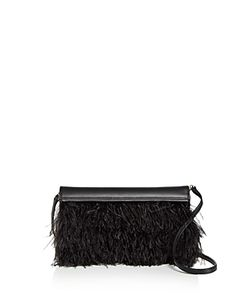 Max Mara | Feather Evening Clutch